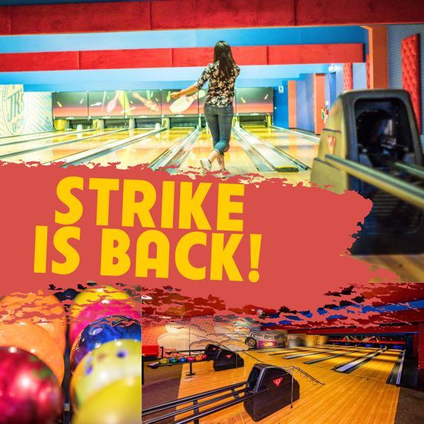 Strike is back
